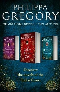 Philippa Gregory 3-Book Tudor Collection 1: The Constant Princess, The Other Boleyn Girl, The Boleyn Inheritance (English ...