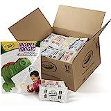Crayola 绘儿乐 模型魔术,学校用品课堂,橡皮泥替代品,1盎司(约28.35克),75支装