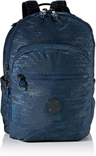 Kipling 凯浦林 Seoul Go 笔记本电脑,衬垫,可调节背包肩带,拉链封口