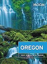 Moon Oregon (Travel Guide) (English Edition)