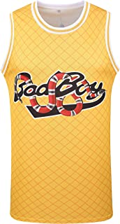 3D 休闲篮球图形坏男孩 #72 篮球运动衫,派对小码 T 恤,篮球运动衫