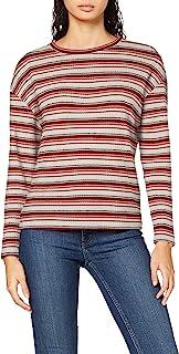 ONLY 女士 Onlcortney L/S 圆领上衣 JRS 运动衫