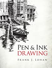 Pen & Ink Drawing (Dover Art Instruction) (English Edition)