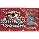 YU-GI-OH! 游戏王 卡片传奇系列 2盒 卡牌版