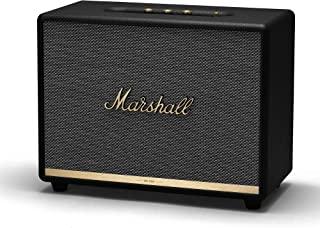 Marshall 马歇尔 Worburn II 蓝牙音箱,黑色(欧版)