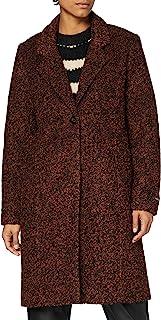 Garcia 女士羊毛混纺大衣
