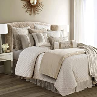 HiEnd Accents Fairfield Coverlet Set, King
