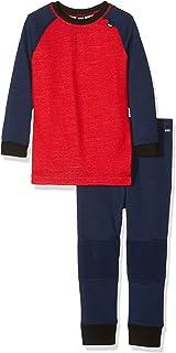 Helly Hansen HH 儿童保暖打底上衣和下装套装