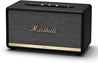 Marshall 马歇尔 Stanmore II蓝牙扬声器-黑色(英国)