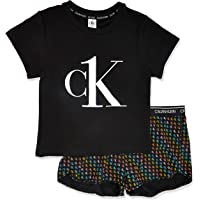 Calvin Klein 女士 CK One Pride 印花睡衣套装