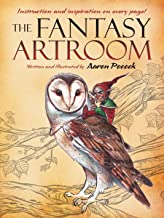 The Fantasy Artroom (Dover Books on Art Instruction and Anatomy) (English Edition)