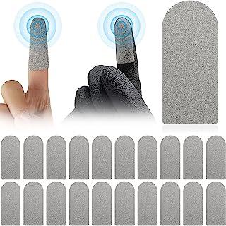 Frienda 20 片触摸屏手指贴纸游戏手指贴纸防汗透气屏幕接触贴纸全触摸屏贴纸