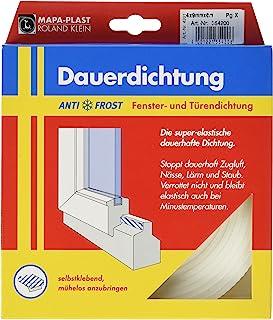 HSI PVC 窗密封包 1 个,白色 354200