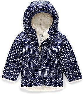 The North Face 嬰兒雙面正反穿摩蘇布漩渦連帽衫