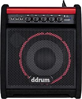 ddrum DDA50 BT 50 瓦电子打击乐放大器带蓝牙(DDA50BT)