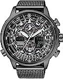 CITIZEN 西铁城 腕表 PROMaster 光动能电波手表 计时码表 特定店销售款 JY8037-50E 男款 黑…