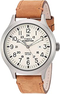 Timex 天美时 男式 Expedition Scout 43 手表