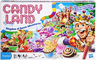 Hasbro 孩之宝 Gaming系列 糖果乐园甜蜜冒险桌面游戏