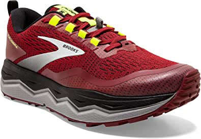 Brooks 男士 Caldera 5 跑鞋