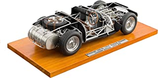 CMC-Classic Model Cars, USA 经典模型汽车,美国玛莎拉蒂300S 1956 ,滚轮底盘