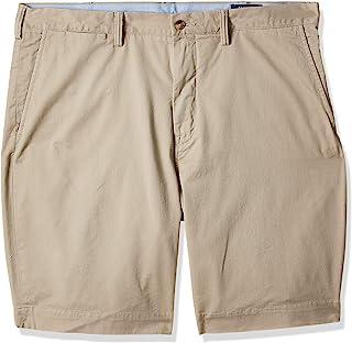 Polo Ralph Lauren 保罗拉夫劳伦男式弹力经典修身9英寸(约22.9厘米)短裤