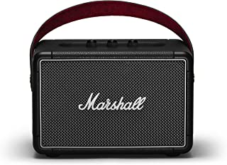 Marshall 马歇尔 Kilburn II 便携式蓝牙扬声器-黑色(1002634)