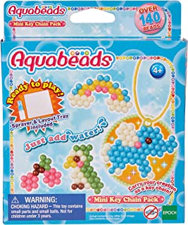 Aquabeads 30909 mini key chain, Various