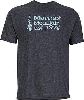 Marmot 男式 74 短袖T恤