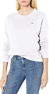 Tommy Hilfiger 女士经典圆领运动衫