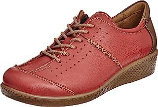 [斯伯鲁斯] 舒适鞋 日本制造 防水 轻量 宽幅 4E 女士 SP2401