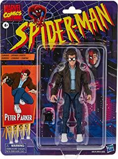 Spider-Man Hasbro 漫威传奇系列 约15厘米 公仔玩具