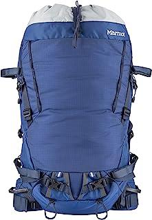 Marmot 土拨鼠 Eiger 32 超轻旅行背包,适合旅行,32升容量,Estate Blue/Total Eclipse