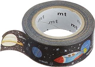 MT 日本 和纸胶带 太阳系