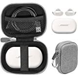CaseSack 保护套 适用于 Bose QuietComfort 降噪耳塞 - 真正的无线耳机,网眼配件口袋,小巧轻…