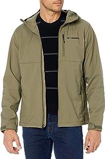 Columbia 男式 Ascender 连帽软壳夹克