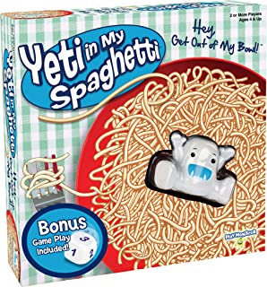 Yeti in My Spaghetti Kids Game 适合 4 岁及以上儿童(亚马逊*)