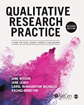 Qualitative Research Practice: A Guide for Social Science Students and Researchers (English Edition)