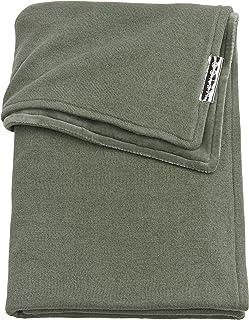 Meyco 2754025 针织毛毯 Forest Green Velours 100x150