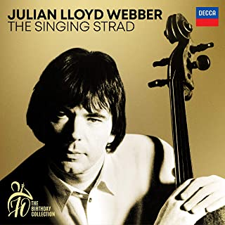 Julian Lloyd Webber - The Singing Strad(70 岁生日系列)
