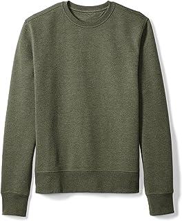 Amazon Essentials 男式圆领羊毛运动衫