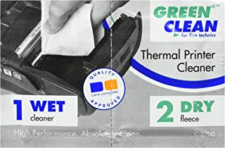 GREEN CLEAN C-2700-50 清洁布 Wet & Dry 50 Sachet 适用于热压板