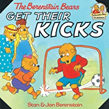 The Berenstain Bears Get Their Kicks (First Time Books(R)) (English Edition)