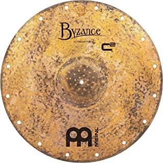 Meinl Cymbals Byzance Vintage 21 英寸(约 53.3 厘米)克里斯·科尔曼签名 C 方形骑乘 — 土耳其制造 — 手工锻造 B20 青铜,2 年保修 (B21C2R)