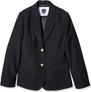 [科诺米]制服 学校 皮质 上学用 夹克 高中生 中学生 学生 学校 藏青色 共6种颜色 女士