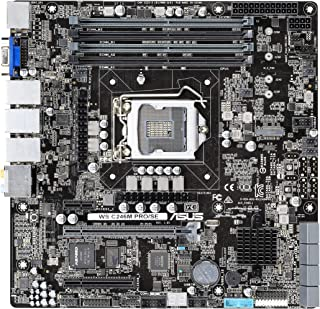 ASUS WS C246M PRO/SE 主板