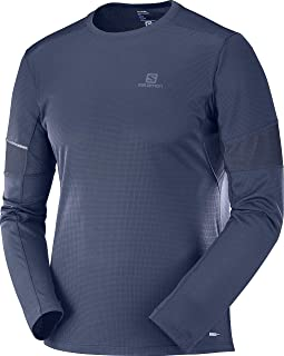 Salomon 萨洛蒙 男士 T恤 AGILE LS TEE M L40383900