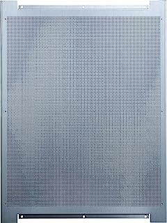 SKT QMP6085 孔安装板穿孔金属钢镀锌 60 x 80 厘米,用于天线排污安装