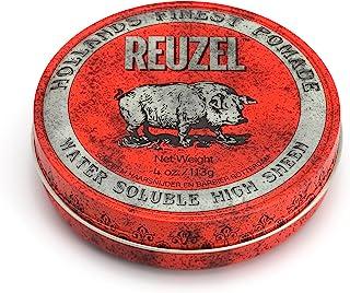 REUZEL INC 红色润发油,高光泽,水溶性,4盎司,113克