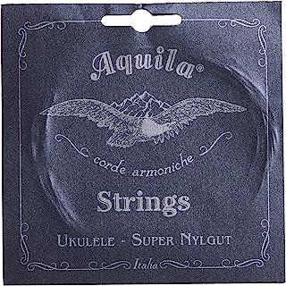 Aquila Super Nylgut AQ-106 中音尤克里里琴弦 - 高 G - 1 套 4 个