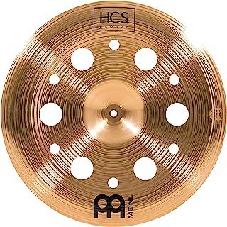 Meinl Cymbals 45.72 厘米垃圾中国带孔 – HCS 传统抛光青铜鼓套装,德国制造,2 年保修(HSB18TRCH)